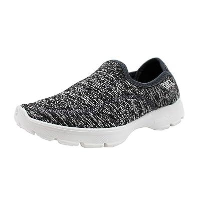 Yudesun Zapatos Aire Libre Running Atletismo Mujer - Zapatillas Deporte Correr Trail Fitness Sneakers Ligero Transpirable Cómodo Vintage: Amazon.es: Zapatos ...