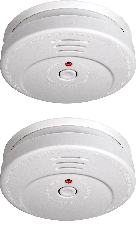 Smartwares 2-er Set 5-Jahres TÜ V Rauchmelder, DIN EN 14604, reinweiß , RM149/2_5J Smartwares Safety and Lighting GmbH