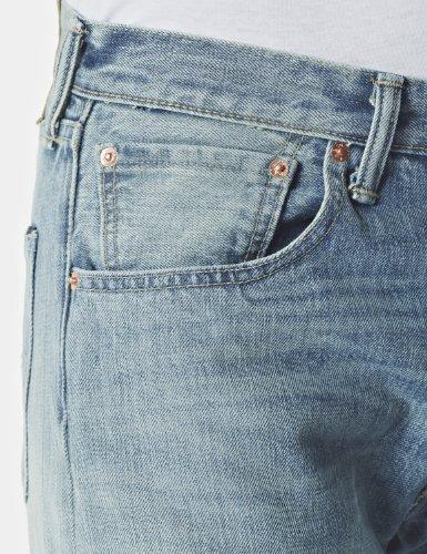 501 Levi's blue Jeans Fit 1314 Para Blu Sand Original Hombre TqB4xqp