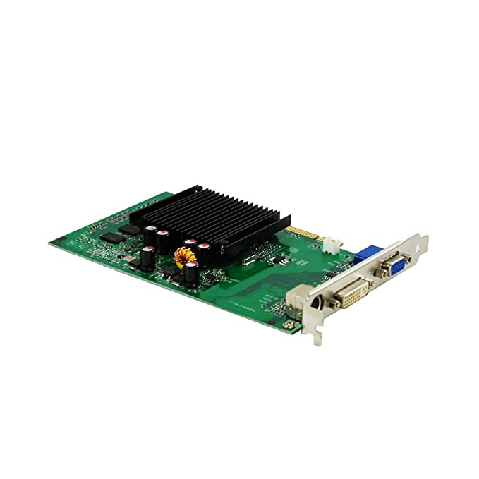 Amazon.com: EVGA GeForce 6200 512 MB DDR2 PCI 2.1 tarjeta ...