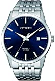 CITIZEN Mens Quartz Watch, Analog Display and Stainless Steel Strap - BI5000-87L