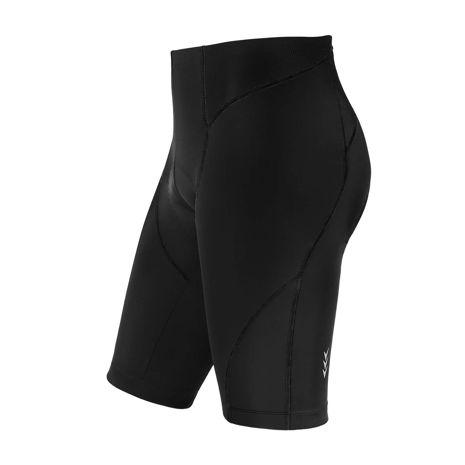 INBIKE Mens Bike Shorts with 3D Padding Anti-Slip|Breathable|Quick Dry Cycling Bicycle Half Pants