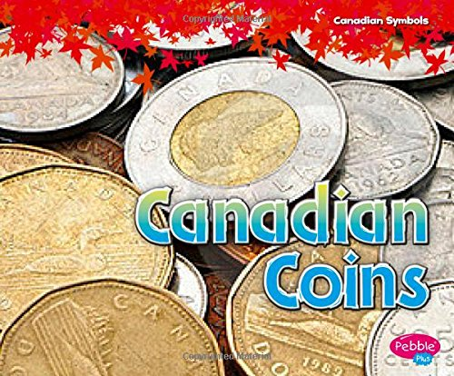 Canadian Coins (Canadian Symbols) (Cost Of Stamp To Usa From Canada)