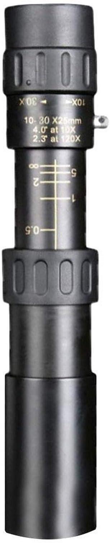 SGSG 10-300X Potente telescopio de Caza monocular 3000m Binocular binoculares de visión Nocturna de Ojo bajo Ligero para Caza de Vida Silvestre