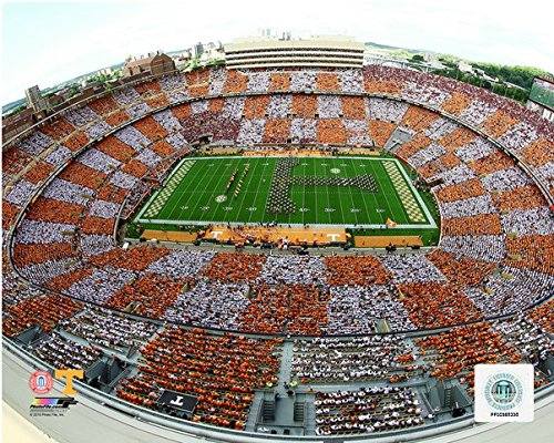 Tennessee Volunteers Neyland Stadium Photo (Size: 8