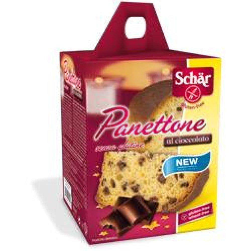 Panettone con Chocolate sin gluten Dr.Schaer 180g: Amazon.es ...