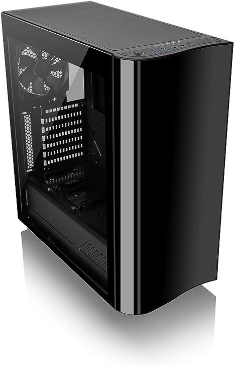 Thermaltake CA-1J3-00M1WN-00 - Cajas de Ordenador, Color Negro: Amazon.es: Informática
