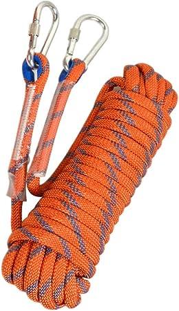 Cuerda de Poliéster,Cuerda de Escalada Al Aire Libre,Cuerda ...