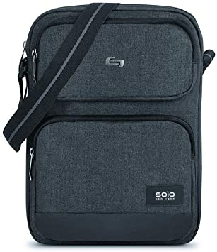 Solo New York Ludlow Universal Tablet Sling Bag, Grey