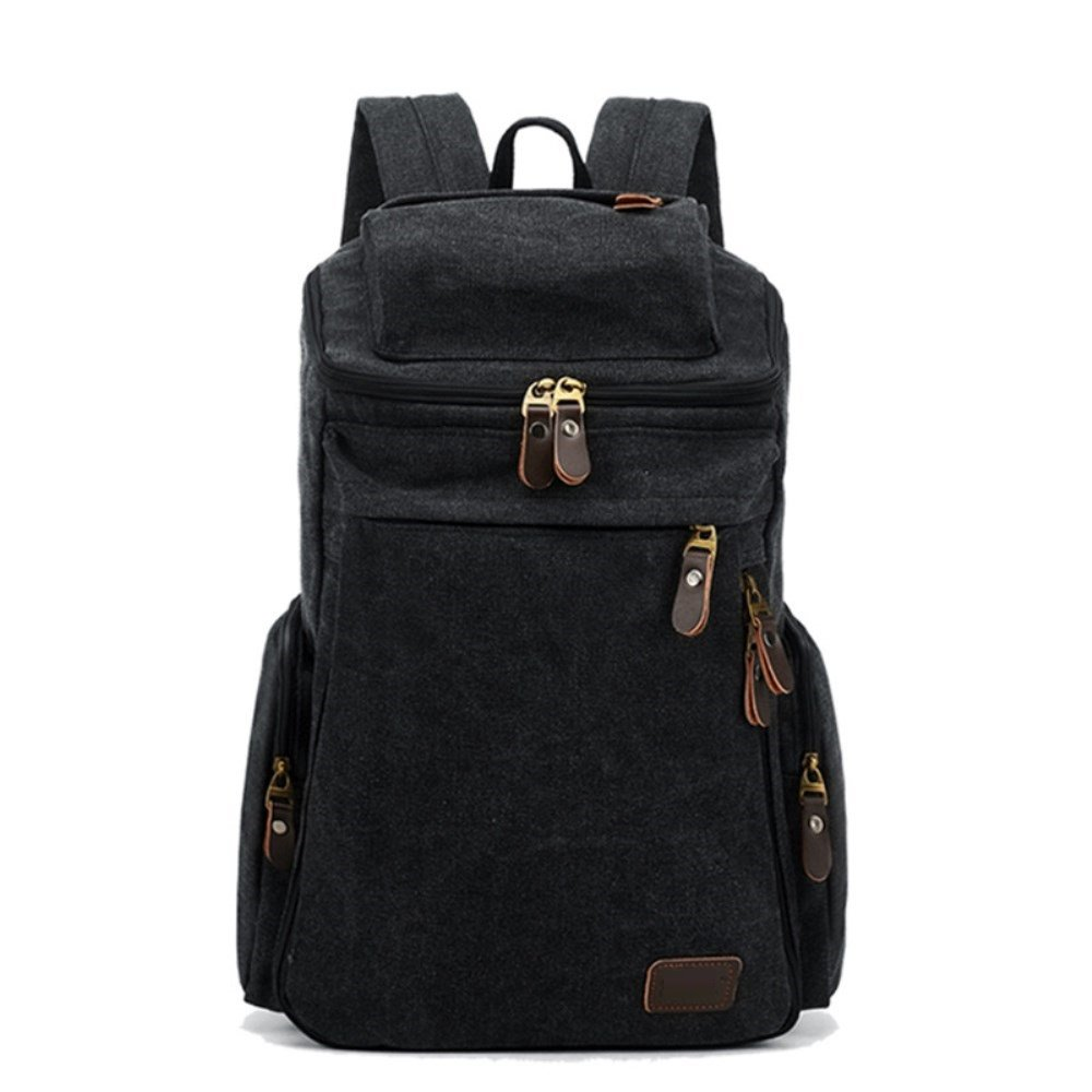 Lmopop Double Shoulder Bag Tide, schwarz