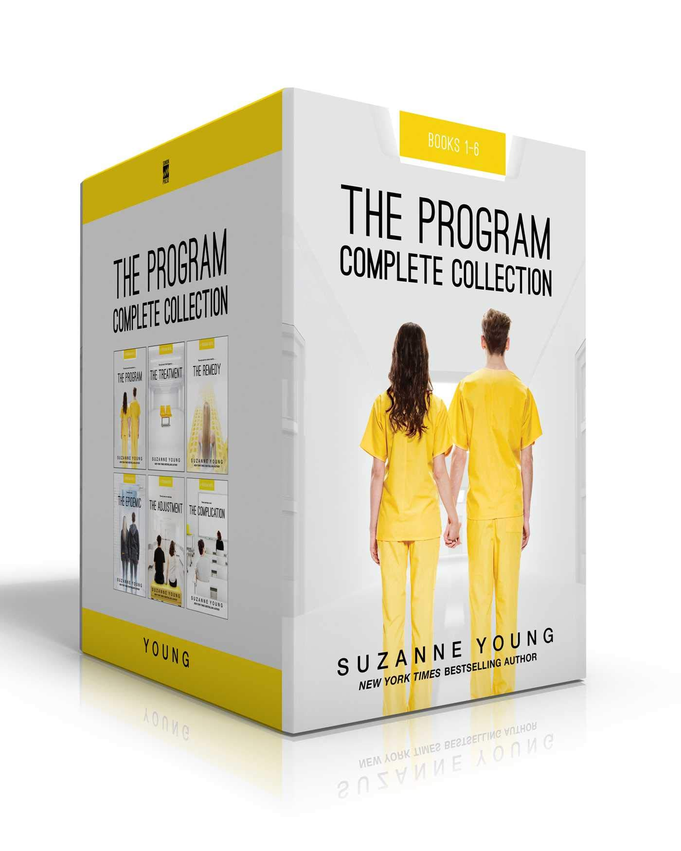 The Program Complete Collection: The Program; The Treatment; The Remedy; The Epidemic; The Adjustment; The Complication by Simon Pulse
