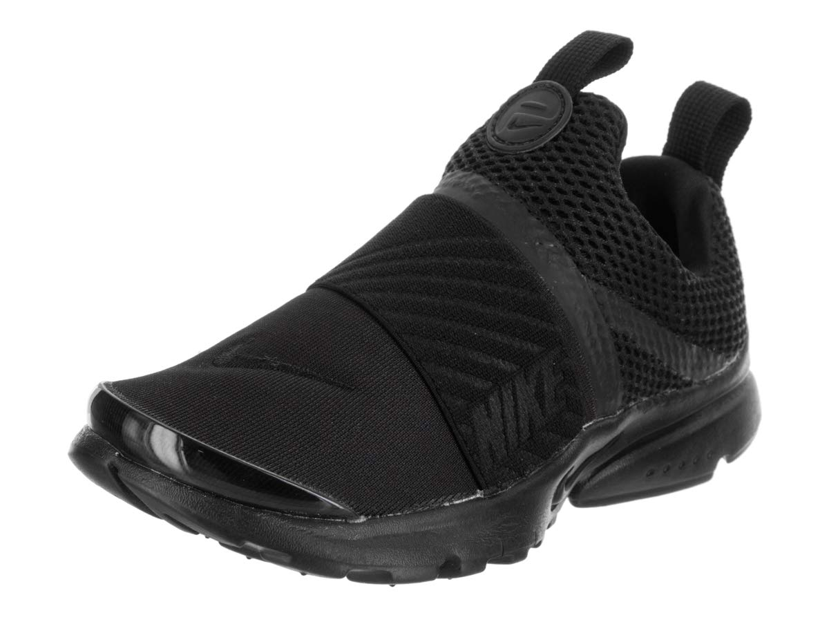 Nike Presto Extreme (ps) Little Kids 870023-001 Size 2 Black/Black-Black