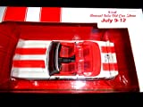 1969 SS 396 Camaro Pace Car 1:24 Diecast