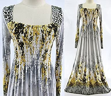 ec2dddcd6e Image Unavailable. Image not available for. Color  Free Shipping Worldwide  The Sisters New Plus Size Women s Wrap Evening Black White Yellow Leopard  Print