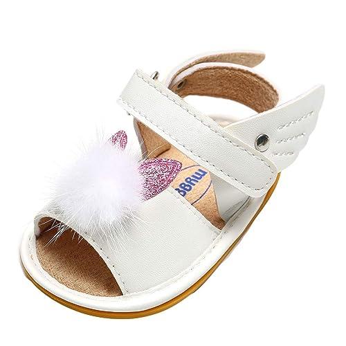 Zapatos Primeros Pasos Bebé, Modaworld Sandalias Bebé Verano Recién ...