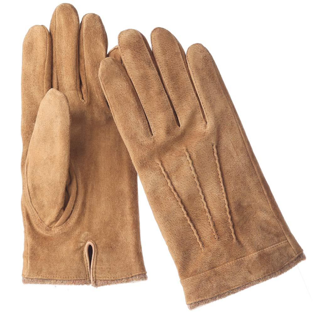 Warme Winterhandschuhe Für Herren Handschuhe Für Radfahrer Winddichte Sporthandschuhe Für Den Außenbereich Retro-Handschuhe Für Herren