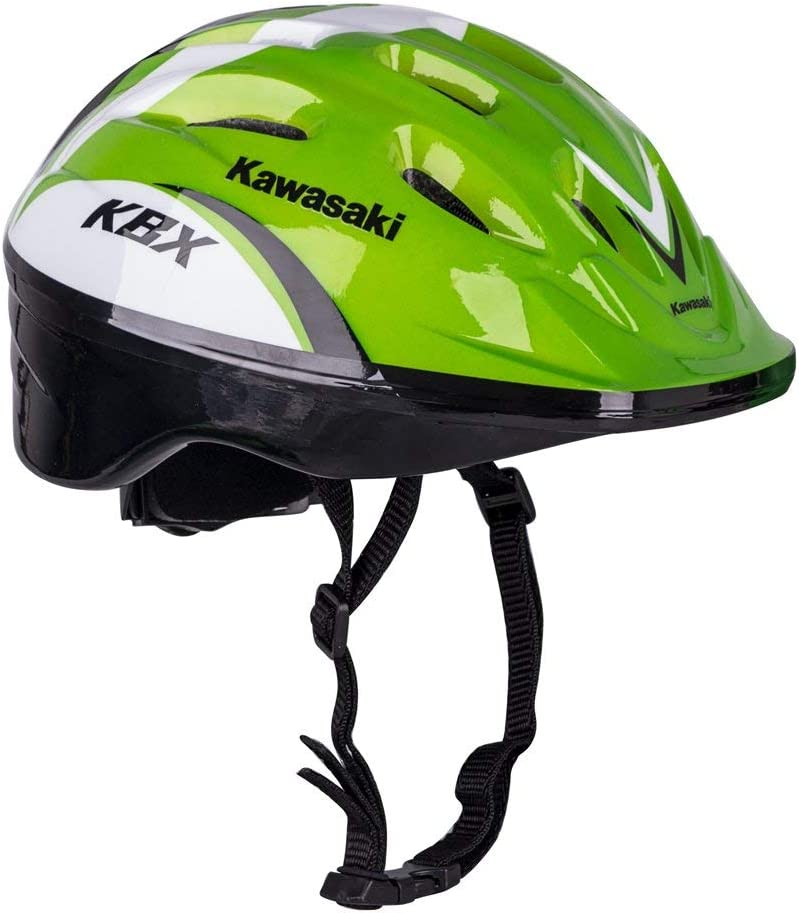 Kawasaki Shikuro 48-50 50-52 52-54 - Casco Infantil para Bicicleta