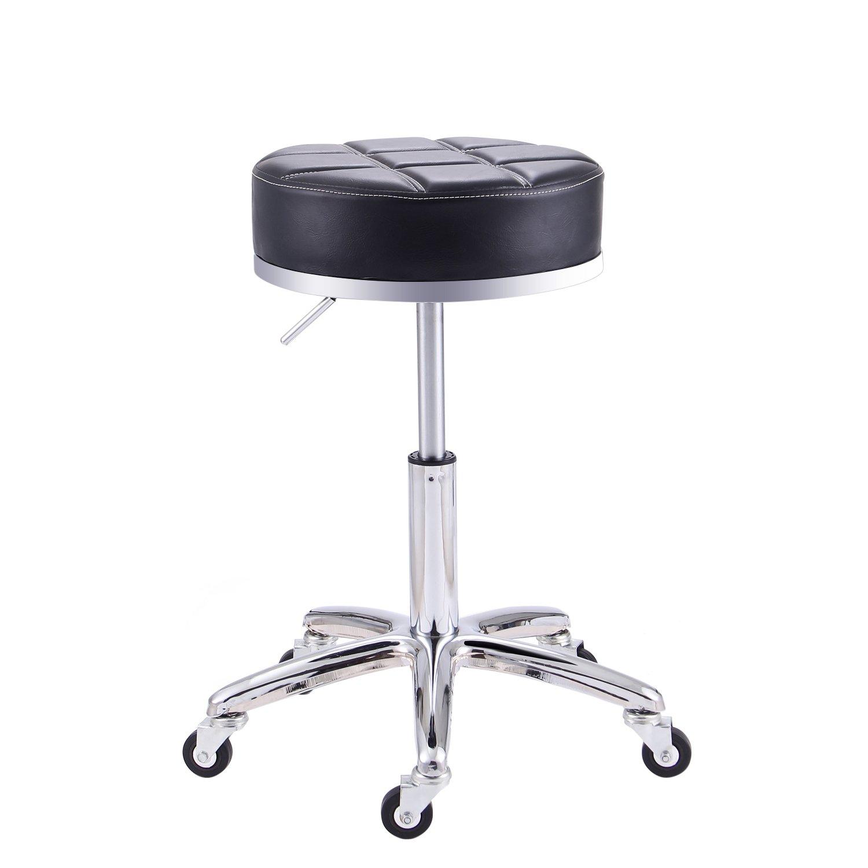 Work Shop Stool Bench Mechanics Chair Swivel Rolling