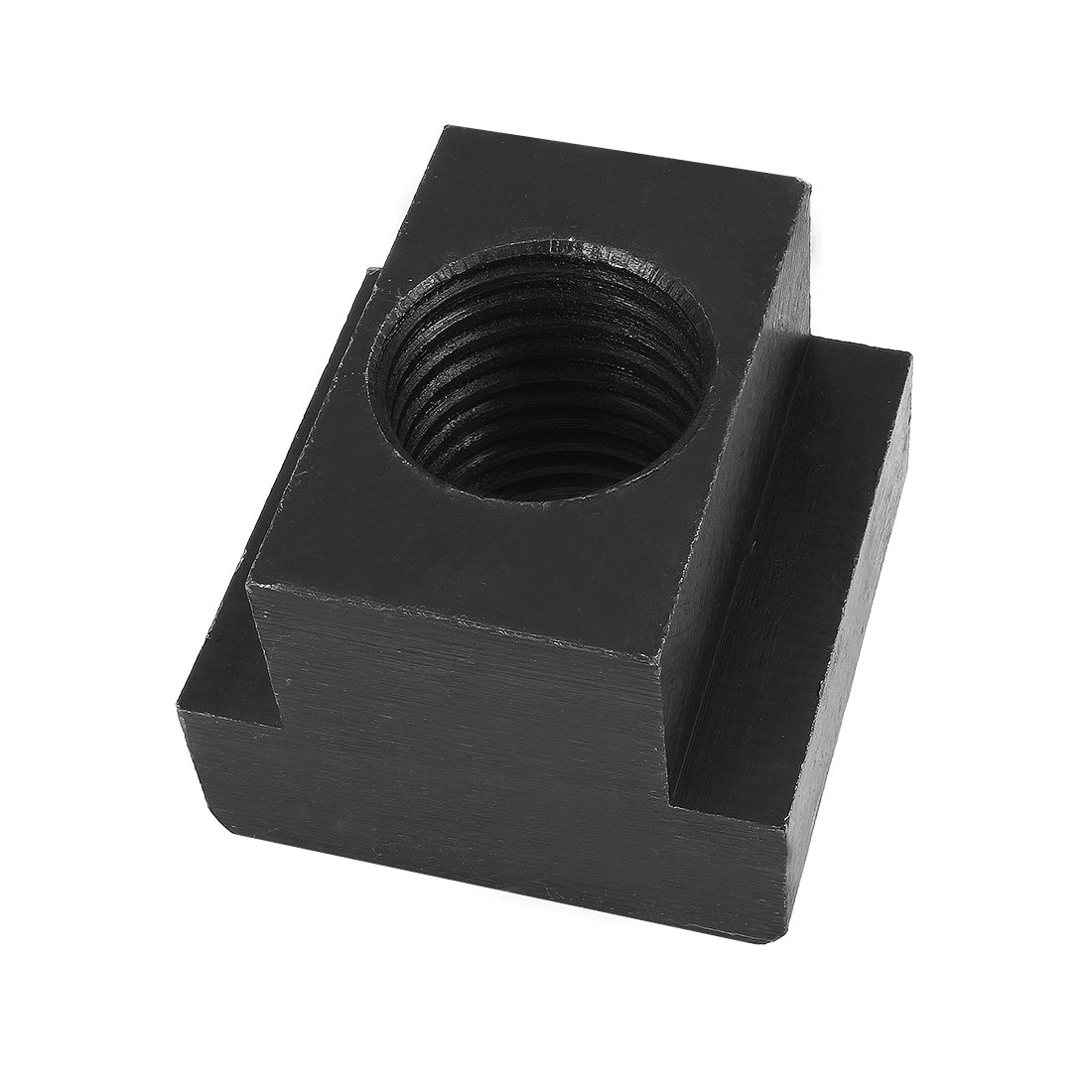 uxcell Steel T-Slot Nut Grade 10.9 Tapped Through M36 Thread 1-inch Slot Depth