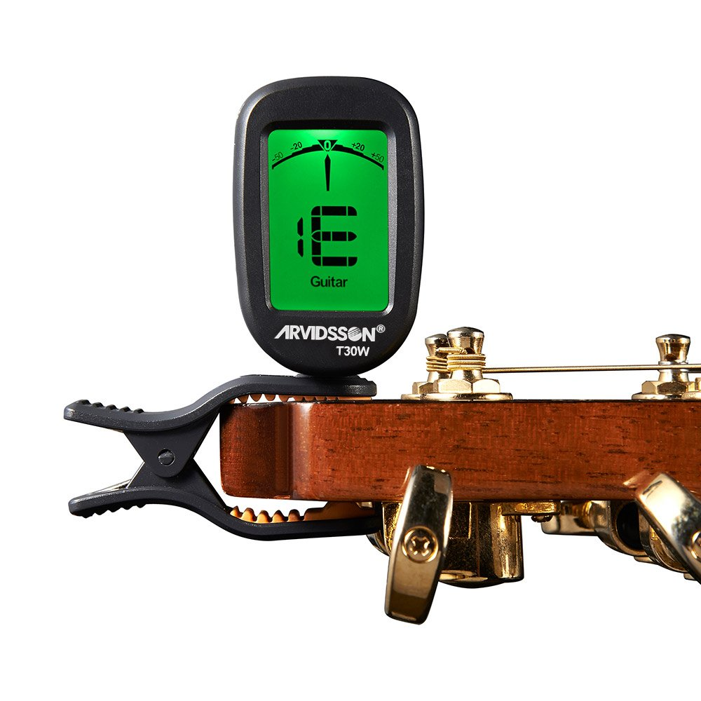 Clip-on Tuner for All Instruments, Chromatic Tuning Modes with Guitar,Bass,Violin,Ukulele,Banjo, Battery Included, Auto Power Off, The Best Christmas Gifts Mats Technology Ltd. 4334261196