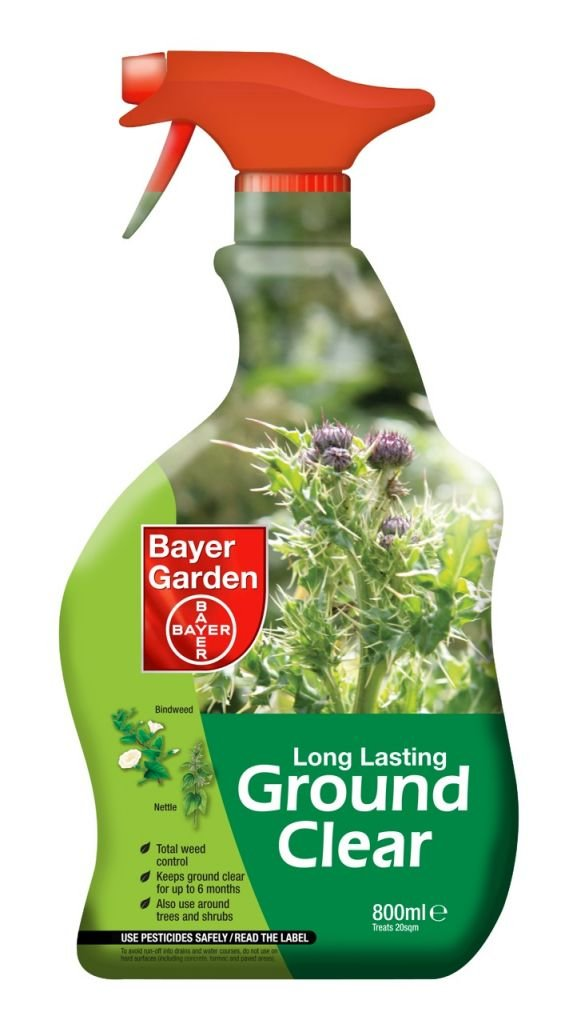 Bayer Garden 80223862 800ml Ready to Use Long Lasting Ground Clear
