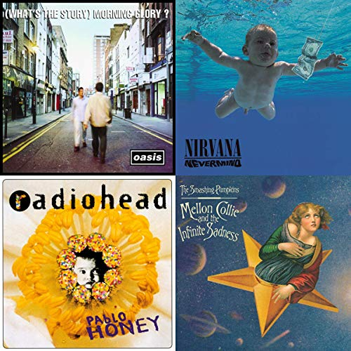 Streaming · 50 Great 90s Alternative Songs