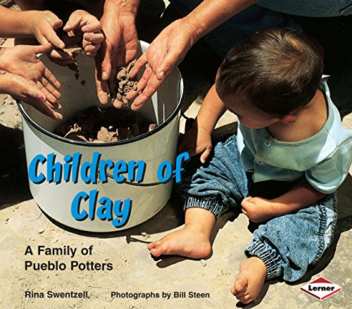 Children of Clay: A Family of Pueblo Potters (We Are Still Here) (Pottery Place)