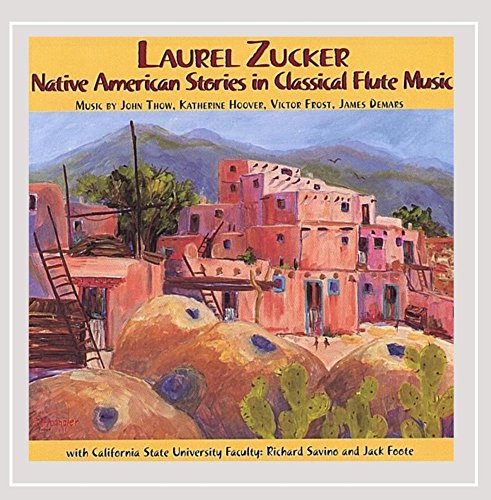 - Native American stories in Classical Flute Music