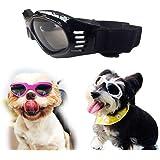 SymbolLife Gafas de Sol para Perros Perro Gafas para Perros pequeños y medianos Impermeable Plegable Protector