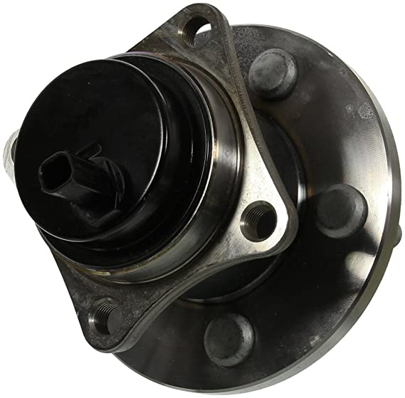 Note: FWD Included with Two Years Warranty - Two Bearings 2006 fits Ford Focus Rear Wheel Bearing and Hub Assembly Left and Right