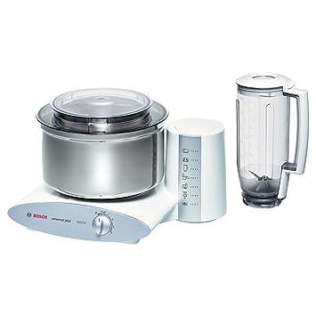 Amazon.de: Bosch MUM6N21 Küchenmaschine MUM6 (1000 Watt) weiß