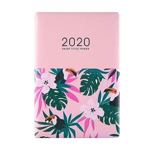 Agenda 2020 A5, agenda semanal semanal semanal de la escuela ...