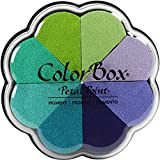 ColorBox Pigment Petal Point Option Pad, Serenity, Multicolor