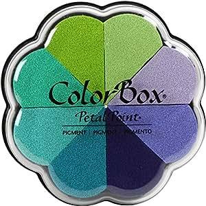 ColorBox Pigment Petal Point Option Pad, Serenity, Multicolor