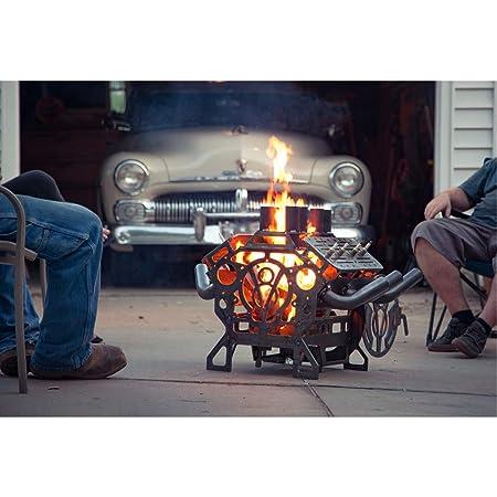 Amazon com: U-Weld-It Flathead Fire Pit Kit: Automotive