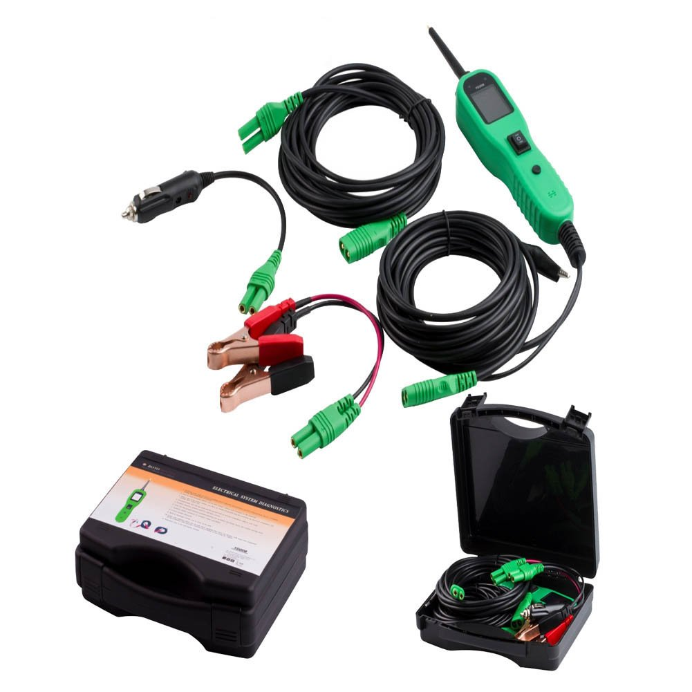 YD208 Car Electric Circuit Tester Automotive Tools Auto 12V-24V Voltage Power Probe Same as PS100 Electrical System Tester by Outzone (Image #7)