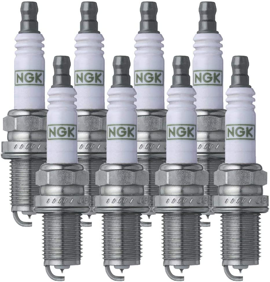 NGK (7092) BKR6EGP G-Power Spark Plug (8 Pack)