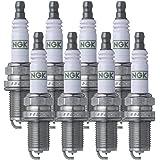 NGK (7092) BKR6EGP G-Power Spark Plug (8 Pack)