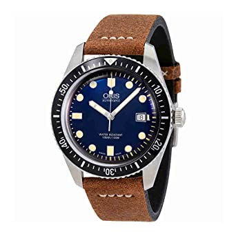 e8a451b9ed3 Image Unavailable. Image not available for. Color  Oris Divers Sixty-Five