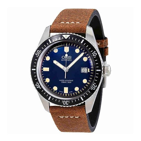 auténtico auténtico distribuidor mayorista busca lo mejor Reloj Oris Dives Sixty-Five: Amazon.es: Relojes