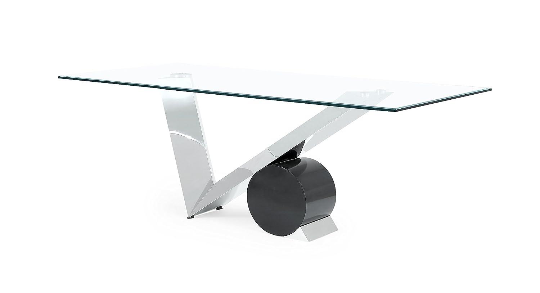 Amazon.com: Global Furniture D987DT - Mesa de comedor con ...