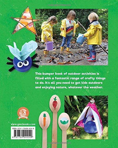 The Big Book of 100 Outdoor Activities (Little Button Diaries)