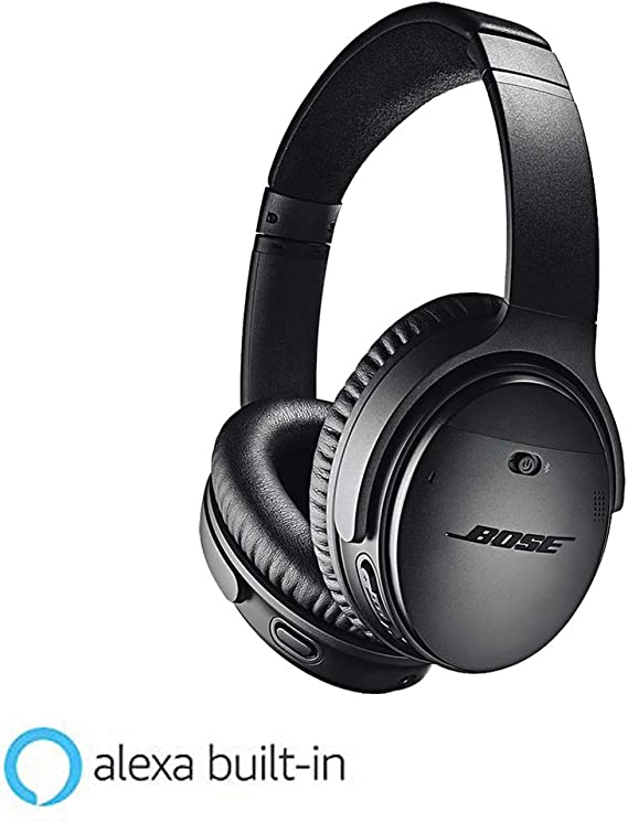 The Bose Quiet Comfort 35 II travel product recommended by George Mouratidis on Lifney.