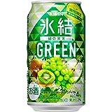 キリン 氷結 GREEN [ チューハイ 350ml×24本 ]