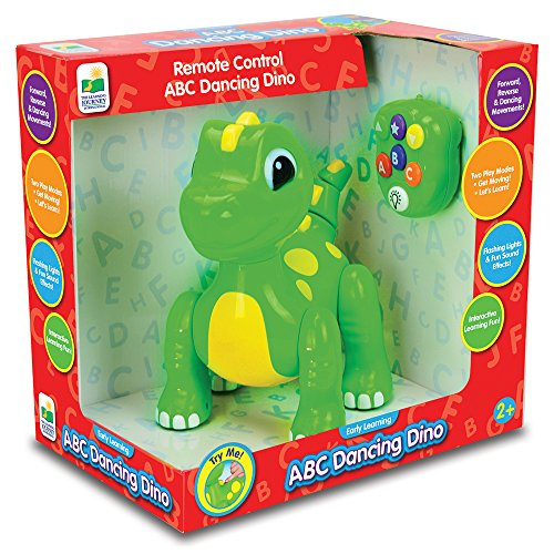 618Jb32tsiL - The Learning Journey Remote Control ABC Dancing Dino