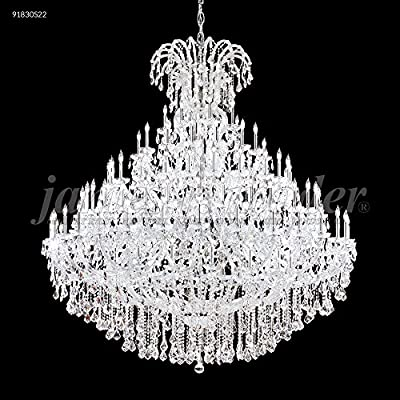 James R Moder 91830GL0T Maria Theresa Grand Collection Gold Lustre Chandelier