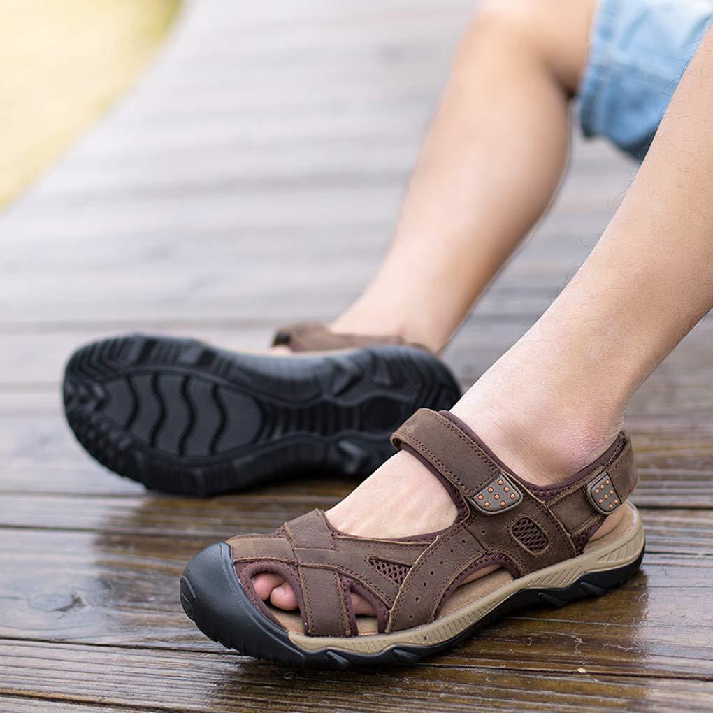 Yaloee Men Hiking Sandals Climbing Trekking Sport Shoes Outdoors