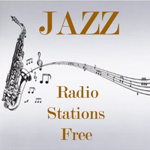 Jazz Radio Stations Free (Bass Sets Saxophone)