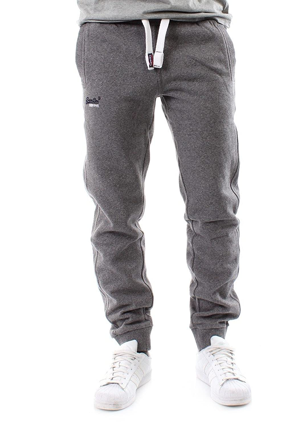 Superdry Jogginghose Men ORANGE LABEL SLIM JOGGER Slate Grey Grit