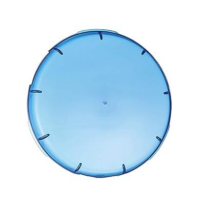 "Blue Devil Underwater Pool Light Lens Cover, Fits Amerlite Underwater Lights, 7.5"" diameter- Blue: Garden & Outdoor"